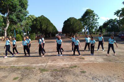 Trường THCS Trần Hưng Đạo Tổ chức ngày 26/03