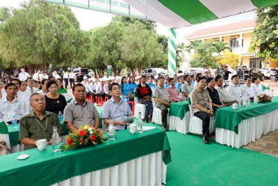 Khánh thành và bàn giao công trình nhà lớp học Trường THCS Y Ngông Niê Kdăm